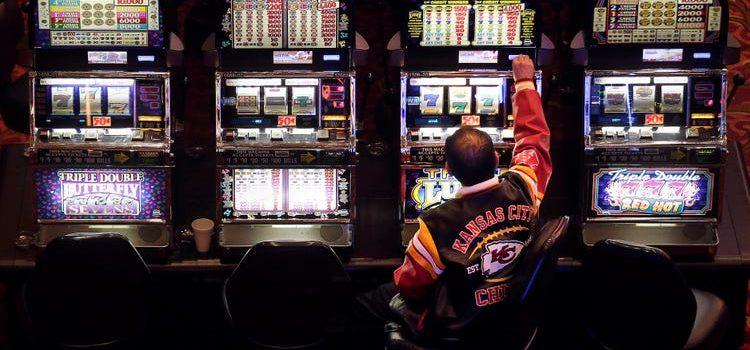 Bermain Casino Slot